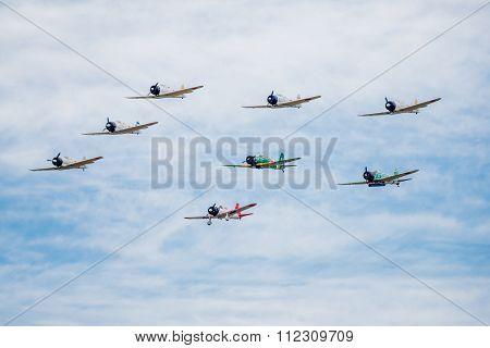 Japanese War Planes