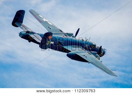 Ww2 B-25 Bomber