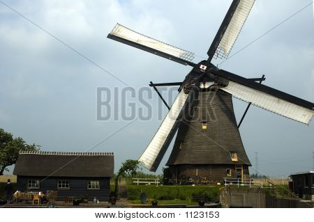 Another Dutch Windmill