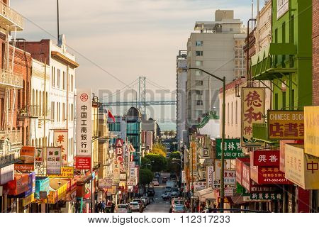 Francisco's Chinatown