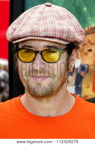 Rob Morrow at the Los Angeles premiere of