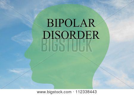 Bipolar Disorder Concept