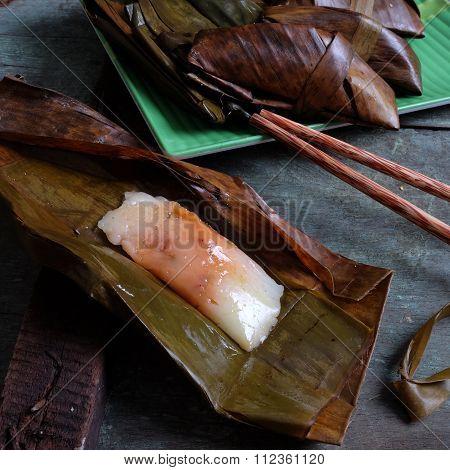 Vietnamese Food, Banh Nam, Banh Bot Loc