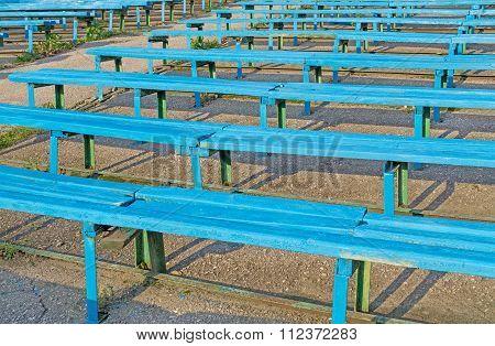 Grandstand Old Stadium