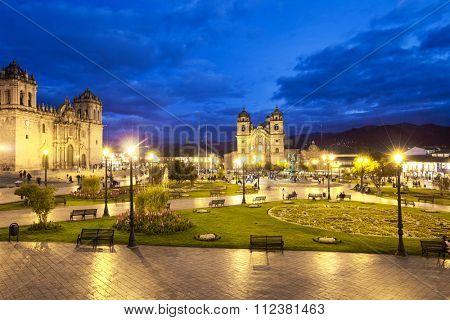 Cusco City Centre Peru South America