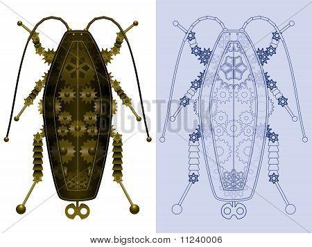 Mechanical Roach