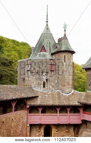 Red Castle Wales