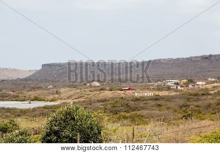 Williwood Area Of Curacao