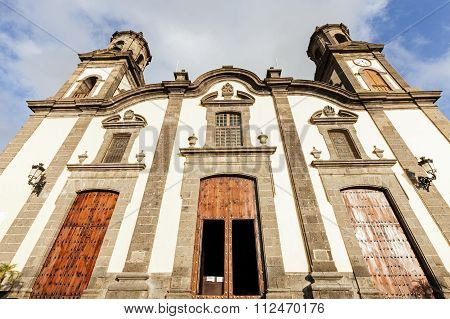 Santa Maria De Guia Church