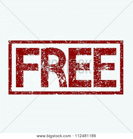 an images of illustration vector Free stamp vector illustration
