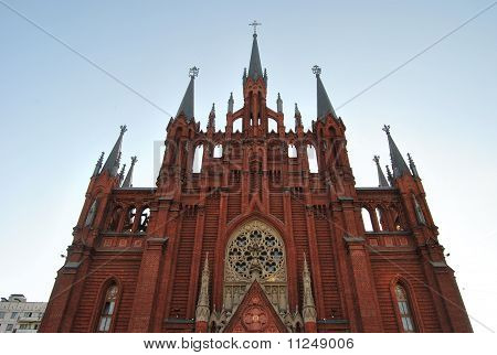 Moscow Catholic Cathedral