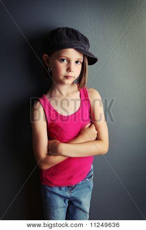 Girl With Attitude
