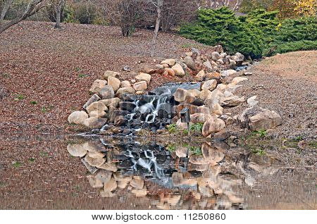 Reflected Falls