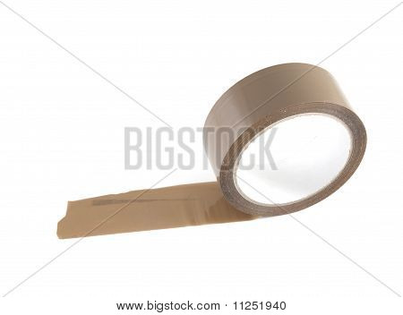 Brown Roll Tape