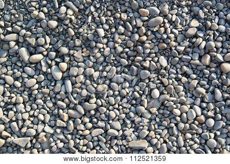 Gravel Pebbles Background