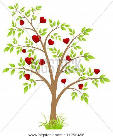 Tree Of Hearts