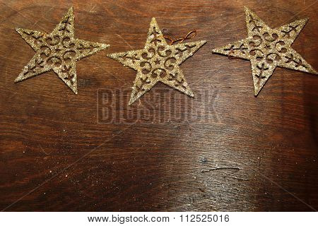 Three Christmas Star