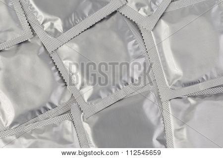 condom in pack
