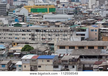 Poor Home Or Slums