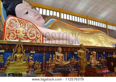 Thai Buddhist Temple, Chayamangkalaram