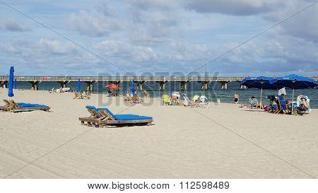 Pompano Beach in Florida