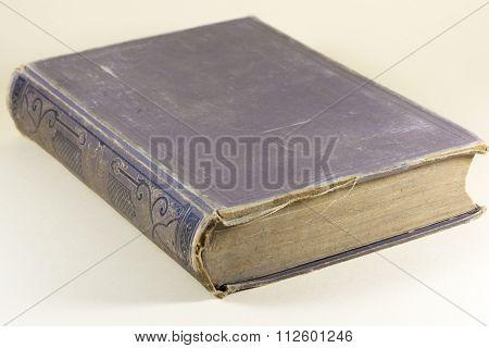Old Vintage Hardcover Book
