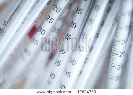 Insulin Medication U-40 Syringe