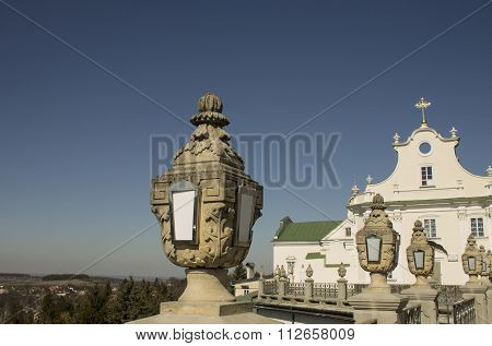Orthodox Church And Classical Architecture