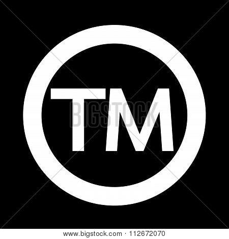 Trademark Symbol Icon