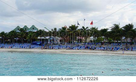 Governor's Beach on Grand Turk Island
