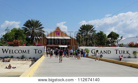 Port of Grand Turk Island