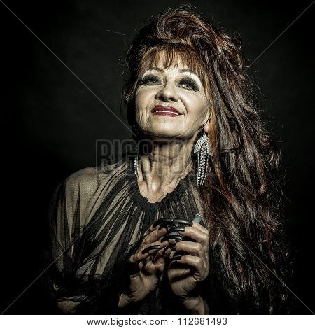 Old Female Witch