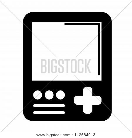 Handheld Game Console Icon