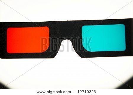 3D Three Dimensional Glasses