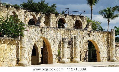 Altos de Chavon in La Romana, Dominican Republic