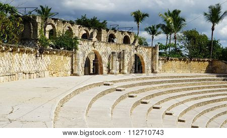 Altos de Chavon in La Romana, Dominican Republic