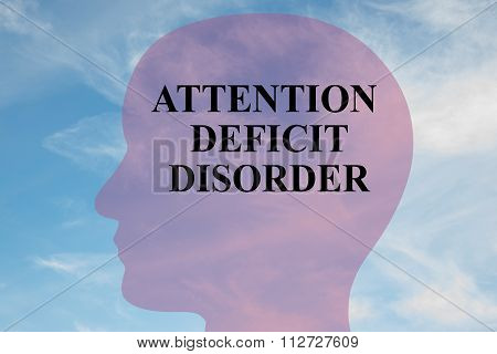 Attention Deficit Disorder Concept