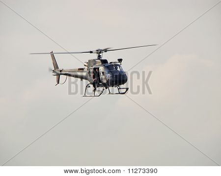 Black Ops  Helicopter Alone In The Sky