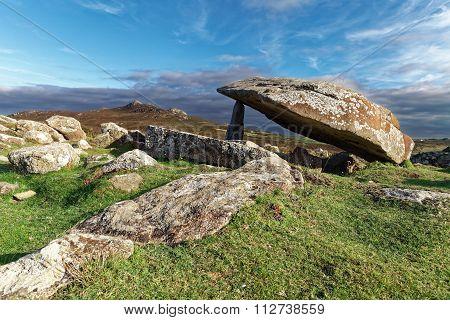 Coetan Arthur dolmen