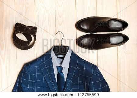 Casual Men's Cloth And Accessory