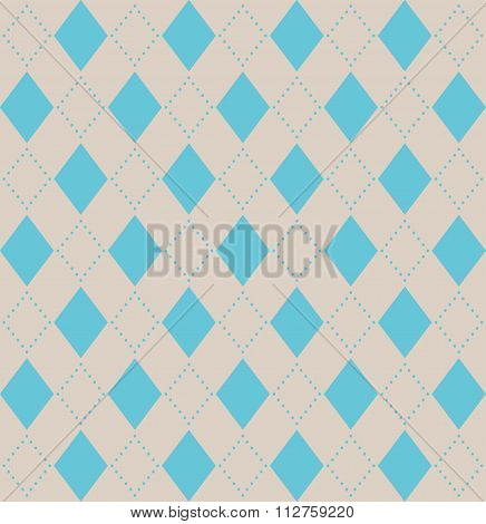Modern Colorful Pattern With Geometric Design