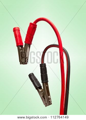 Pair Of Jumper Cables