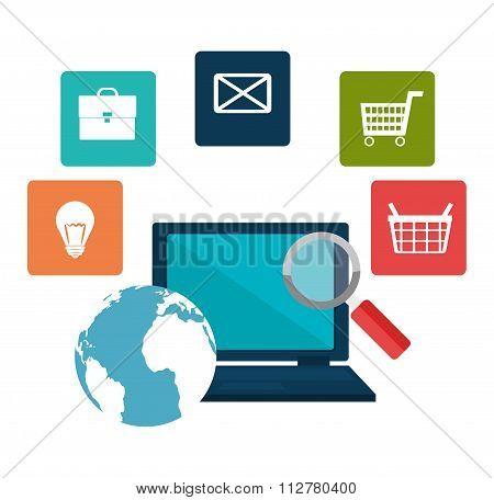 Digital marketing and ecommerce