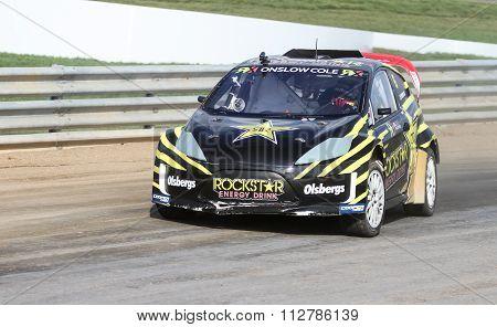 Fia World Rallycross Championship