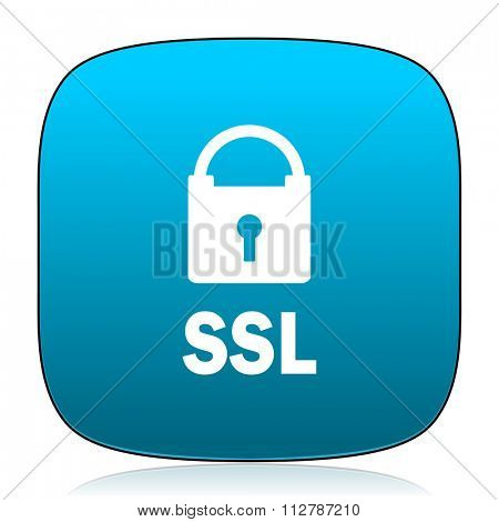ssl blue icon