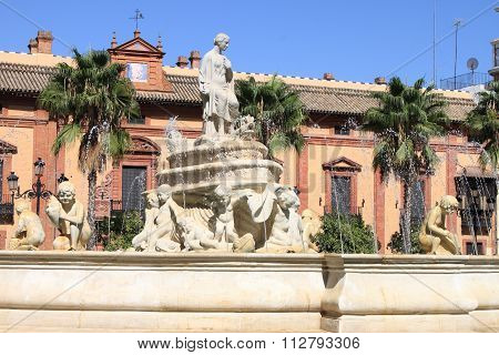 Fountain of Sevilla