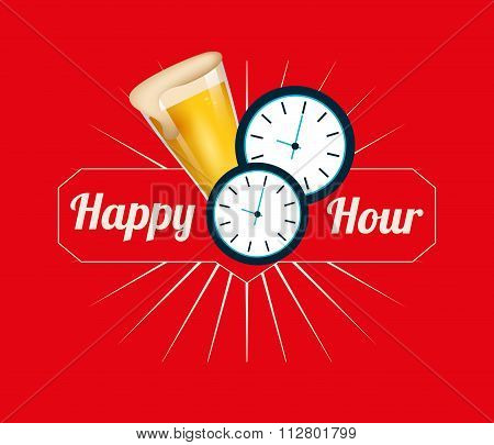 happy hour design