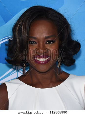 LOS ANGELES - NOV 19:  Viola Davis arrives to the Inaugural Variety and WWD StyleMakers Event  on November 19, 2015 in Culver City, CA.