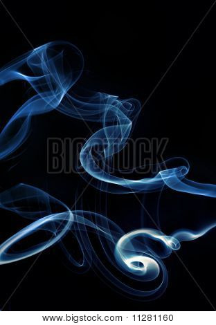 Nice abstract smoke background