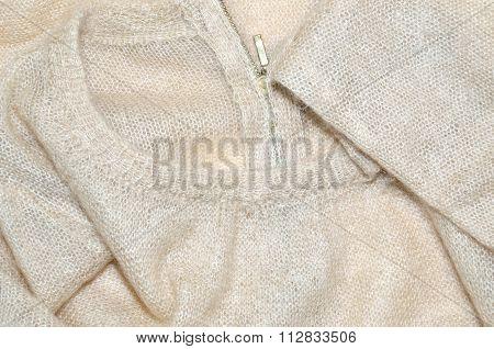 Mohair Wool Blouse